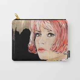 Pink Bardot Carry-All Pouch
