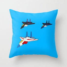 Seekers Throw Pillow