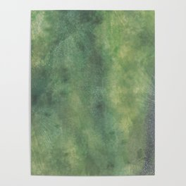 Tropic moss Poster