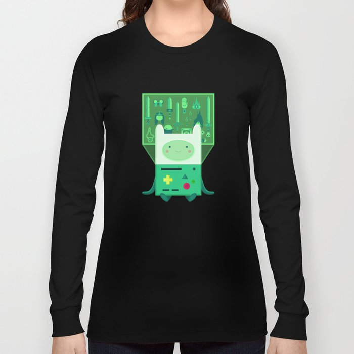 Make Believe Long Sleeve T-shirt