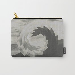 Natural Offset Carry-All Pouch