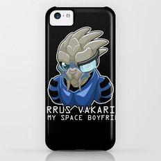 Garrus Vakarian Is My Space Boyfriend iPhone 5c Slim Case
