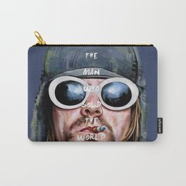 The Man Who Sold the World Carry-All Pouch