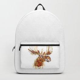 Moose Head Backpack
