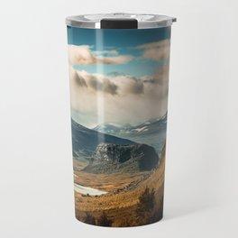 Brown Mountain Travel Mug