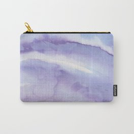 Abstract wave 08 textile Carry-All Pouch