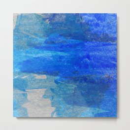 Abstract No. 473 Metal Print