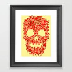 8-bitter Framed Art Print
