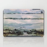 maine iPad Cases featuring Maine by Samantha Crepeau
