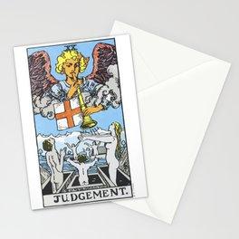 20 - Judgement Stationery Cards