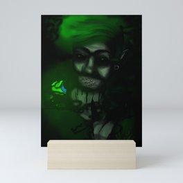 Jack's Not Here [Jacksepticeye Fan Art] Mini Art Print