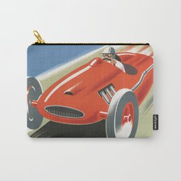 French Riviera Carry-All Pouch