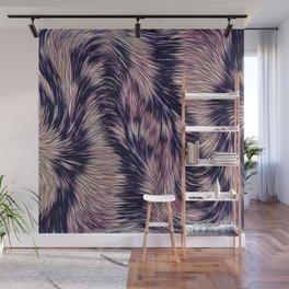 Warm fur texture Wall Mural