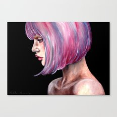 Lucy Petal-2012  Canvas Print
