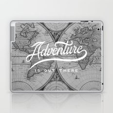 Adventure is Out There Laptop & iPad Skin