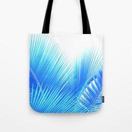 Winter Palm Tote Bag