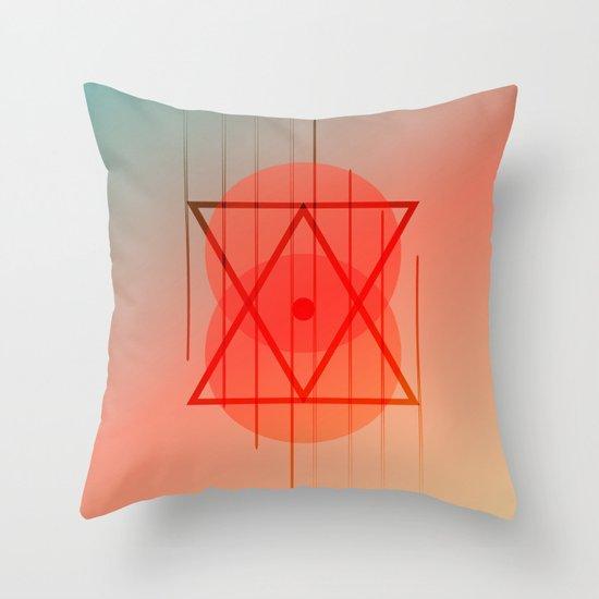 Zelous Throw Pillow