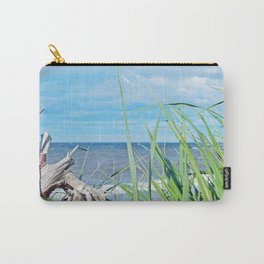 Through Grass and Driftwood Carry-All Pouch