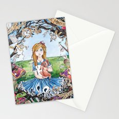 Just Ask Alice ..... Stationery Cards