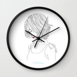 CHICALUNAR Wall Clock