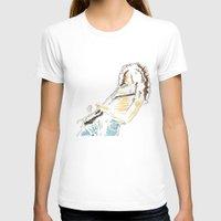 tim shumate T-shirts featuring Tim by Saltz