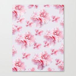 Pink Azalea Flower Dream #1 #floral #pattern #decor #art #society6 Canvas Print