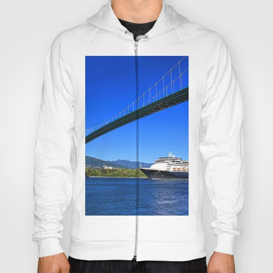 Lions Gate Bridge Hoody