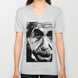 Einstein Unisex V-Neck