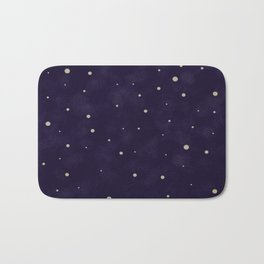 Starlit night Bath Mat