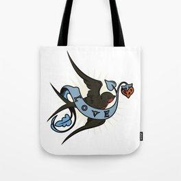 Swallow Tote Bag