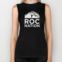 BYU Roc Nation Biker Tank