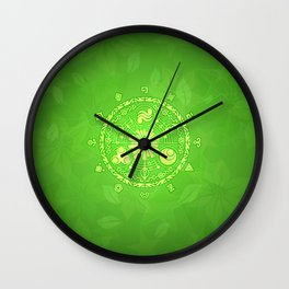 TRIFORCE - ZELDA Wall Clock