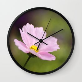 Garden Rainbow Wall Clock
