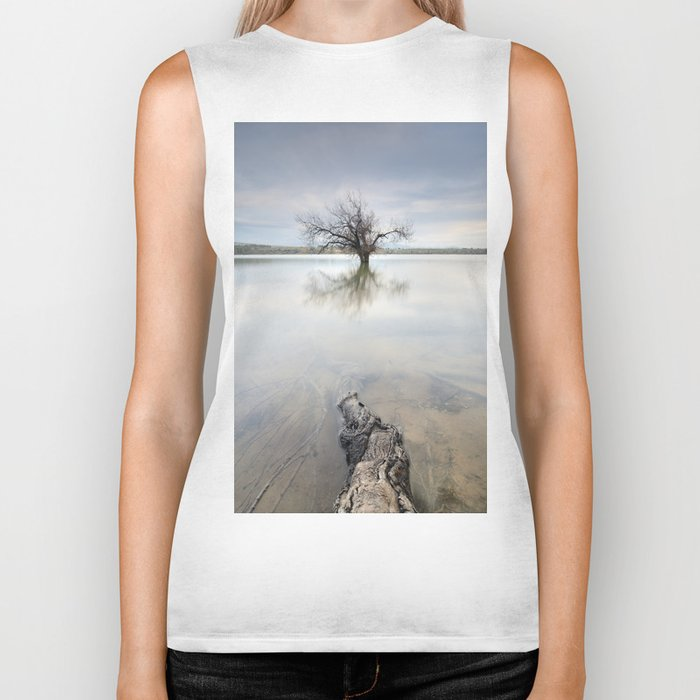 Roots and trees... Biker Tank
