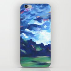 Cotopaxi Storm iPhone & iPod Skin