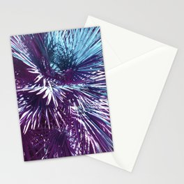 Lost in the wild - Tropical Palm leaves #tropicalart #buyart #Society6 Stationery Cards