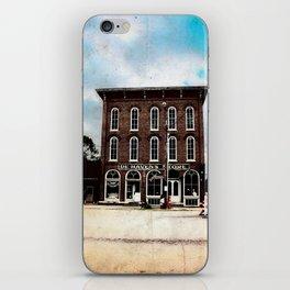 De Haven's Store iPhone Skin