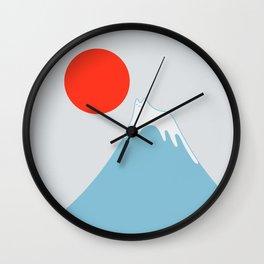 Cat Landscape 32 Wall Clock