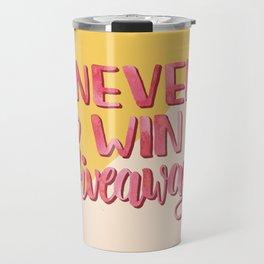 Giveaways loser Travel Mug