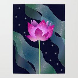 Star Lotus Poster