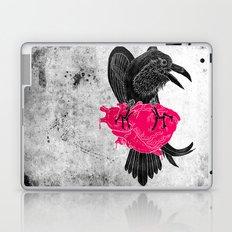 The Tell-Tale Raven Laptop & iPad Skin