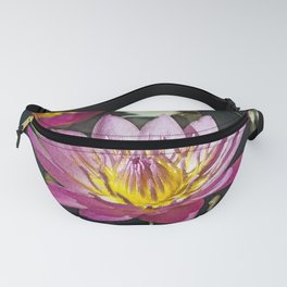 Water lily Fanny Pack