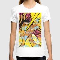 jazz T-shirts featuring Jazz by Sanfeliu
