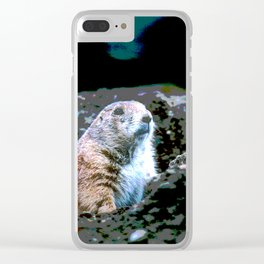 Watching for Incoming Clear iPhone Case