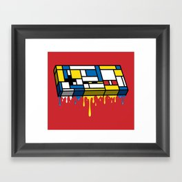 The Art of Gaming Framed Art Print