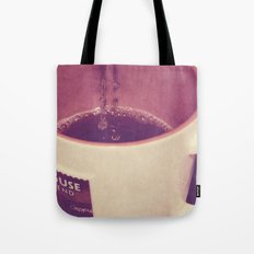 mmmmm, Coffee Tote Bag