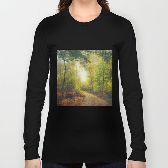 Dreamy Forest Long Sleeve T-shirt