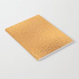 Simply Metallic in Bronze Notebook