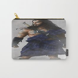 Steven The Bearded Beast Carry-All Pouch
