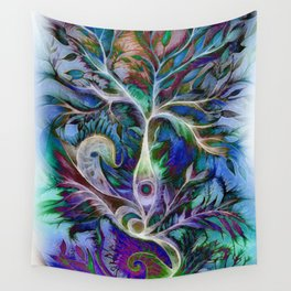 Tree of Life 2017 Wall Tapestry